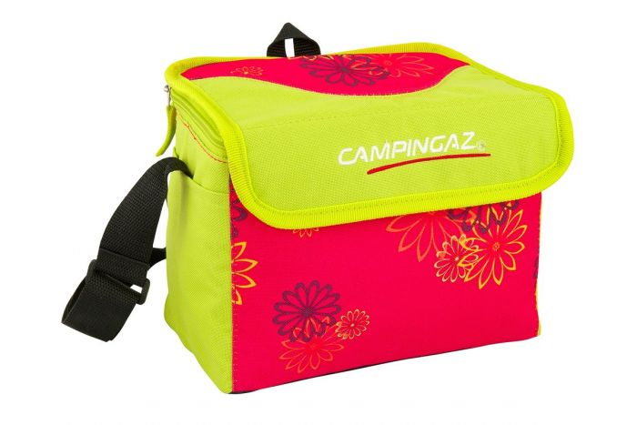 Campingaz-Pink-Daisy-borsa-frigo-4L