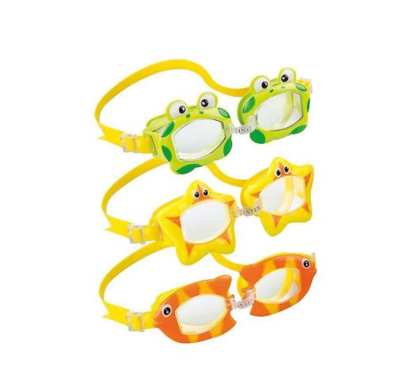 Occhialini-mare-e-piscina-INTEX™-Fun-Goggles