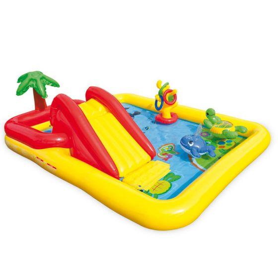 Piscina-gonfiabile-con-postazione-gioco-INTEX™-Play-Center-Oceano-(254-x-196)
