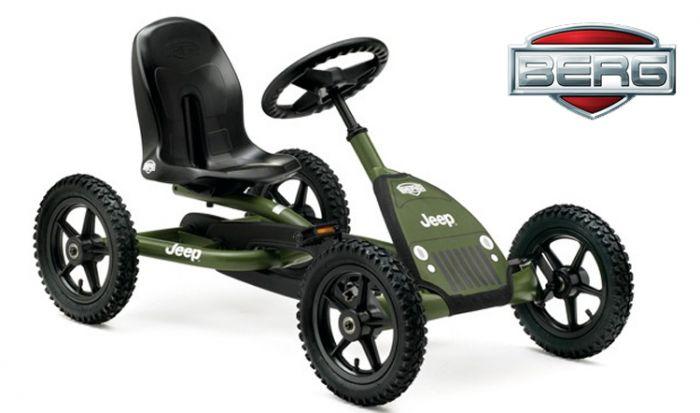 Kart-a-pedali-BERG-Jeep-Junior