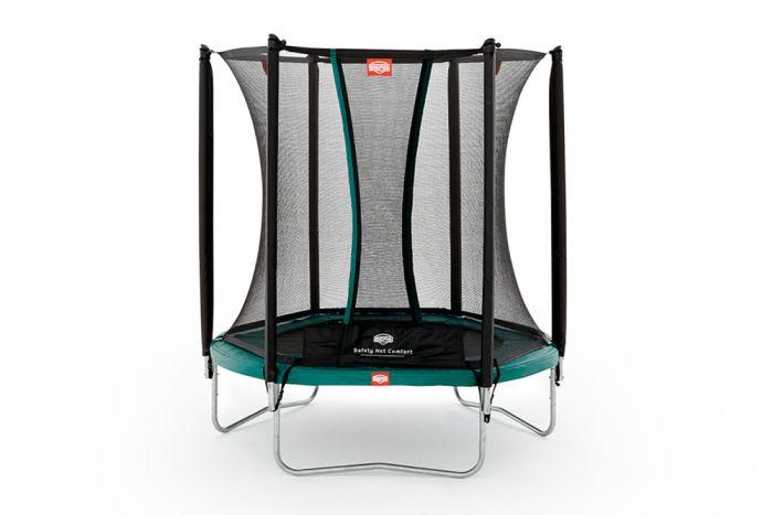 Trampolino-elastico-BERG-Talent-180-+-rete-di-sicurezza-Comfort
