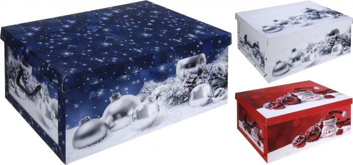 Scatola-portaoggetti-e-scatola-regalo-natalizia