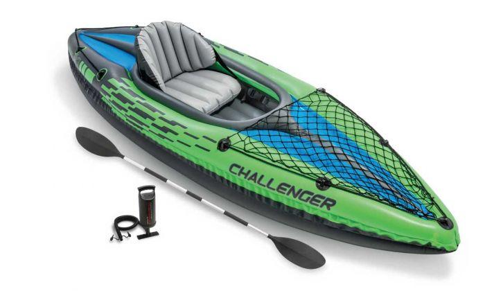 Kayak-gonfiabile-Intex-Challenger-K1-