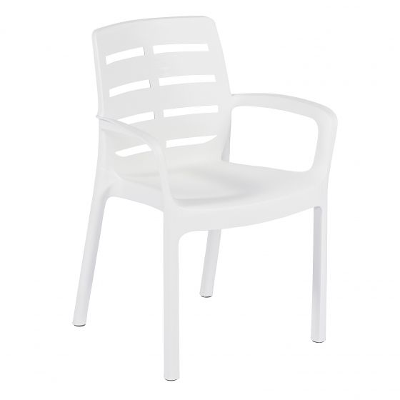 Sedia-Bistrot-bianca