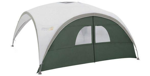 Coleman-Event-Shelter-Sunwall-L-Parete-Gazebo-con-Porta
