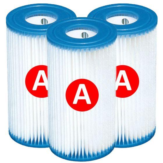 Filtro-a-cartuccia-Intex-tipo-A---3-pezzi