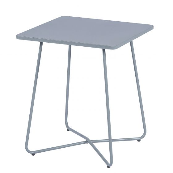 Tavolo-grigio-chiaro-opaco-in-metallo