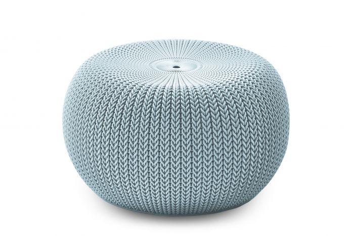 Pouf/sgabello-Keter-Cozy-Seat-blu