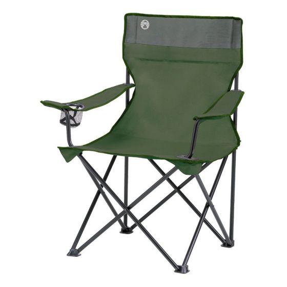 Coleman-sedia-pieghevole-standard-quad-verde