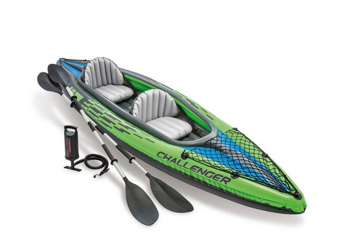 INTEX™-Canotto-gonfiabile---Challenger-K2-Kayak