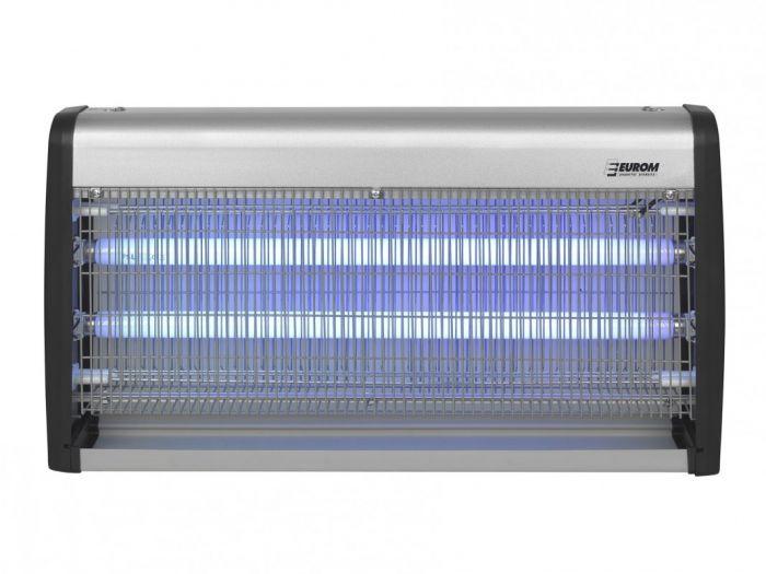 Eurom-Lampada-insetticida---Fly-Away-Metal-40