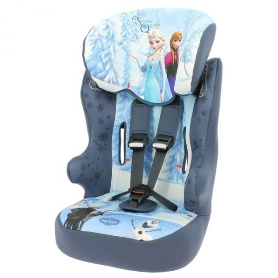 Seggiolino-Auto-Disney-Racer-Frozen-1/2/3