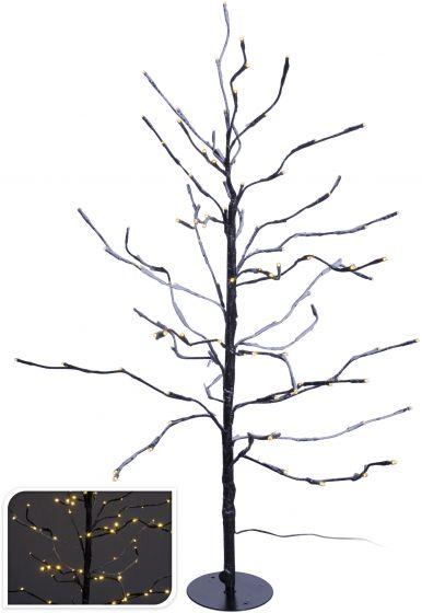 Albero-LED-marrone-112-lampadine--90-cm