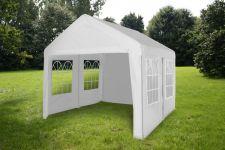 Gazebo-per-feste-3x4-metri-Pure-Garden-&-Living,-bianco-con-pareti