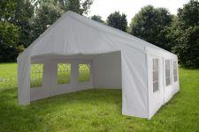 Gazebo-per-feste-4x6-metri-Pure-Garden-&-Living,-bianco-con-pareti