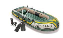Canotto-gonfiabile-Intex-Seahawk-3-posti-(inclusi-remi-e-pompa)