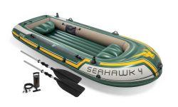 Canotto-gonfiabile-Intex-Seahawk-4-posti-(inclusi-remi-e-pompa)