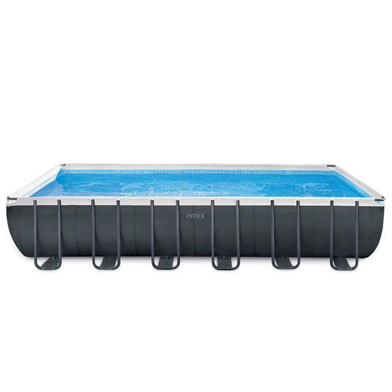INTEX™-Ultra-XTR-Frame-Piscina---732-x-366-cm-(set-incl.-Pompa-di-filtrazione-a-sabbia)