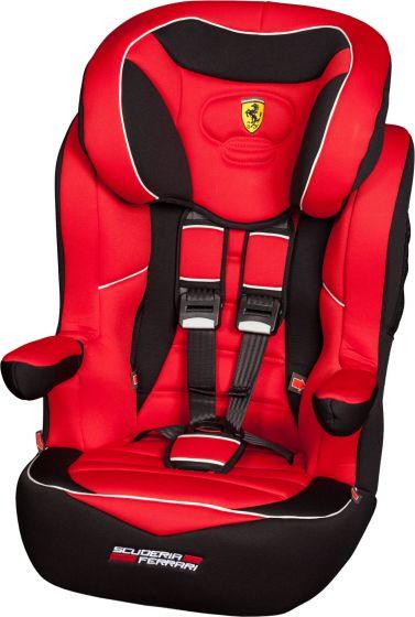 Seggiolino-Auto-Ferrari-I-Max-SP-Rosso-Gruppo-1/2/3