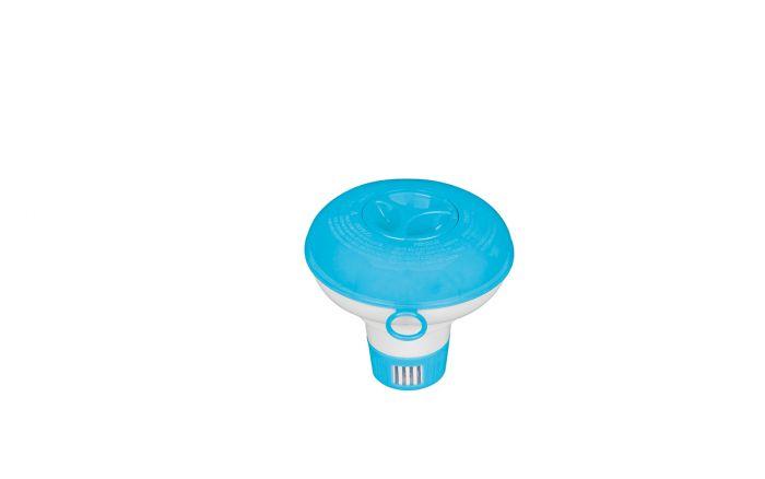 Dosatore-di-cloro-galleggiante-INTEX™-piccolo-(Ø-12,7-cm)