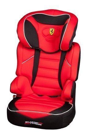 Seggiolino-Auto-Ferrari-Befix-SP-Rosso-Gruppo-2/3