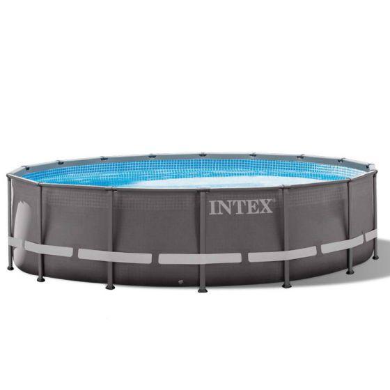 INTEX™-Ultra-Frame-Piscina---Ø-488-cm-(set)