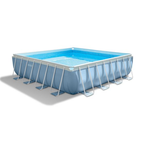 INTEX™-Prism-Frame-Square-Piscina---488-x-488-cm-(set)