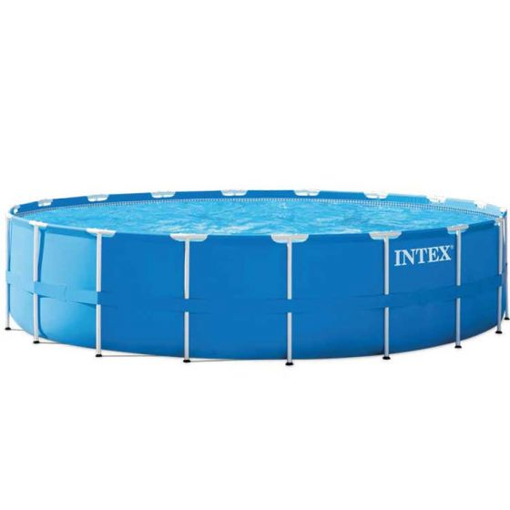 INTEX™-Metal-Frame-Piscina---Ø-549-x-122-cm-(set)