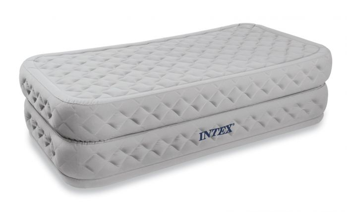 Letto Gonfiabile Intex Singolo.Materasso Gonfiabile Singolo Intex Supreme Air Flow Twin