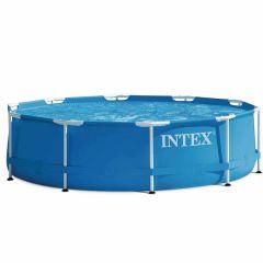 INTEX™-Metal-Frame-Piscina---Ø-305-cm