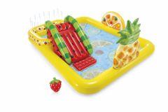 Piscina-per-bambini-Intex---Play-Center-Fun-&-Fruity-(244-x-191-x-91-cm)