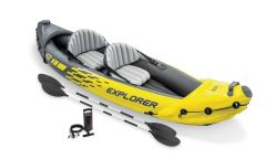 Kayak-gonfiabile-Intex-Explorer-K2-Set