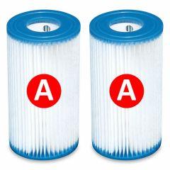 Filtro-a-cartuccia-Intex-tipo-A---2-pezzi