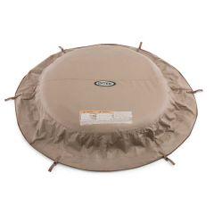 Copertura-di-protezione-Intex-PureSpa-beige-–-spa-4pers