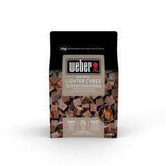 Weber-Cubetti-accendifuoco---48-pezzi-marrone