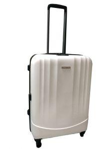 Valigia 65 litri bianca