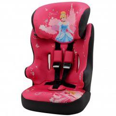 Seggiolino Auto Disney Racer Princess 1/2/3