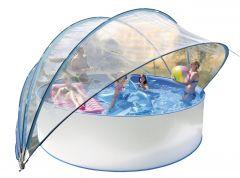 Tenda solare per piscina