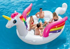INTEX™ Isola Ride on Unicorn Party