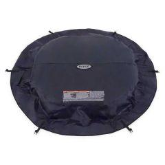 Copertura di protezione Intex PureSpa blu - spa 4pers