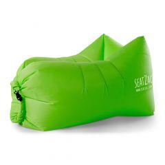 Pouf gonfiabile SeatZac verde