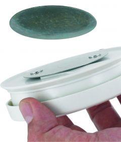 Kit di montaggio magnetico per il rilevatore di fumo Smartwares
