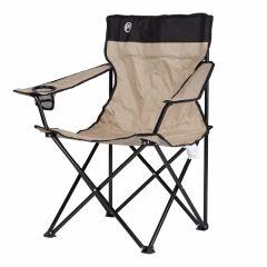 Coleman sedia pieghevole standard quad khaki