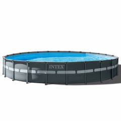 INTEX™-Ultra-XTR-Frame-Piscina---Ø-732-cm-(set-incl.-Pompa-di-filtrazione-a-sabbia)