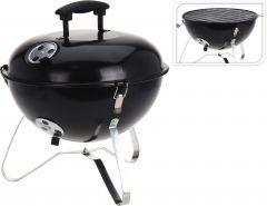 Barbecue a carbonella a sfera 35cm nero