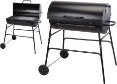 Barbecue-a-carbonella-a-cilindro
