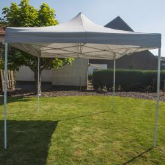 Gazebo Easy Up per feste Pure Garden & Living 3x3 metri, lusso