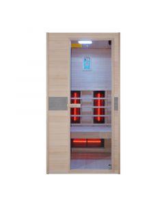 Sauna a infrarossi Interline Jade 1- a uso singolo 100x94x190