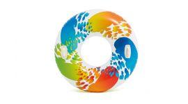 Ciambella gonfiabile colorata INTEX™ Color Whirl (Ø 122 cm)