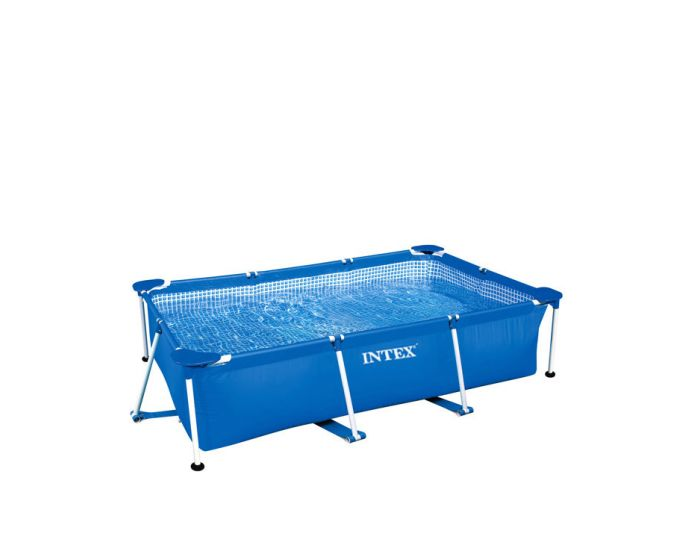 INTEX™ Metal Frame Piscina - 220 x 150 cm